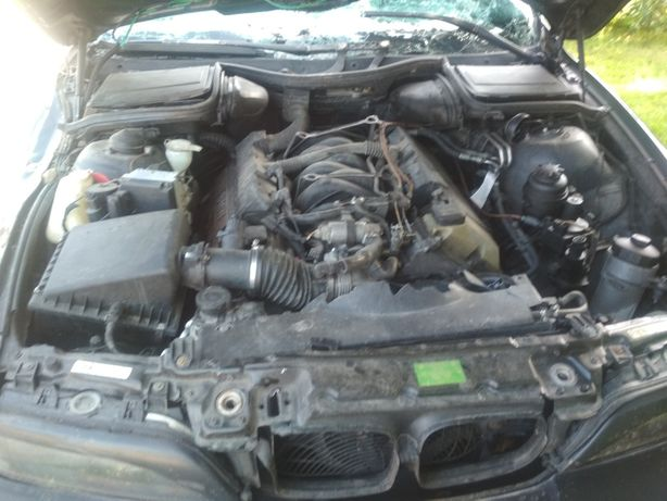 Двигателя BMW е-30,34,36,48,38,39