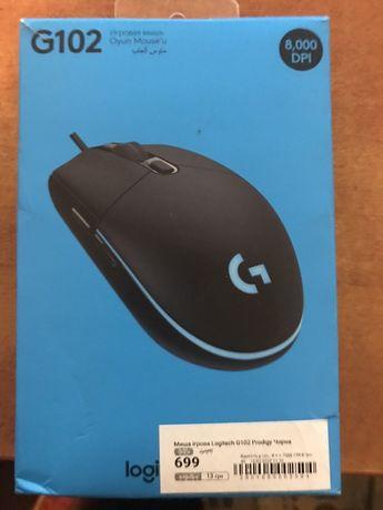 Игровая мышь g102 logitech prodigy