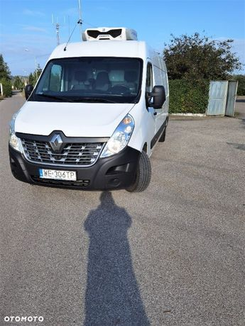 Renault MASTER  RENAULT MASTER L2H2 2018 CHŁODNIA tempomat Bezwypadkowy
