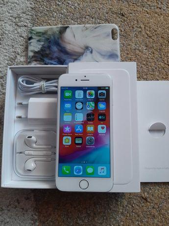 iPhone 6 16GB zadbany, bateria 91%, dowód zakupu
