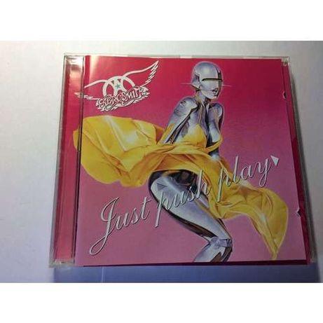 CD AEROSMITH - Just Push Play