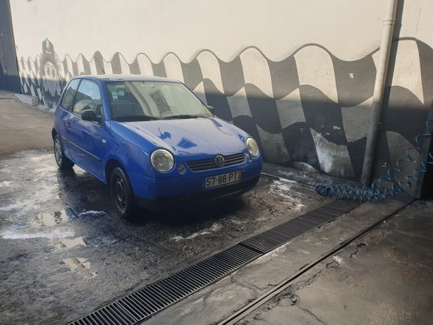VW Lupo 1.0 mpi Ano 2000
