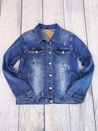 Kurtka jeansowa ,katana rozmiary 2XL,3XL,4XL,5XL,6XL Nowa