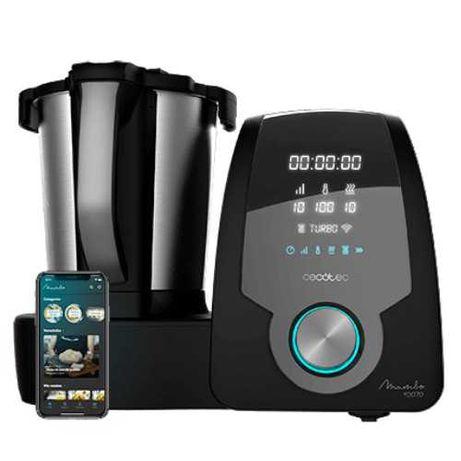 CECOTEC Mambo 10070, robot de cozinha multifunções