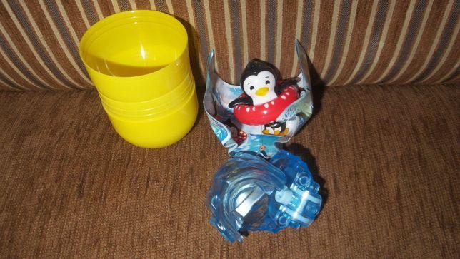 kinder maxi pingwin pingwinek
