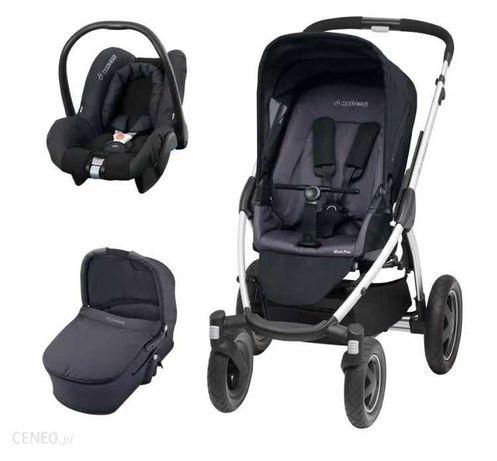wózek Maxi-Cosi 3w1 MURA Plus +gratisy