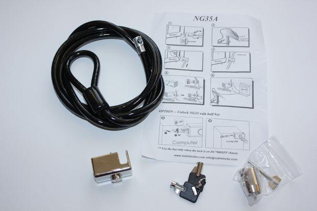 Zabezpieczenie do Komputera i Monitora NG35A Noblelocks Nowy