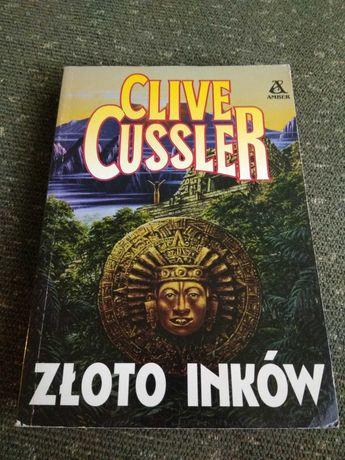Clive Cussler książki przygodowe, akcja, skarb, zagadka