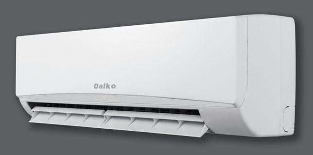 Кондиционер Daiko ASP09CN. до 25 кв.м. Цена со склада.Установка-700грн