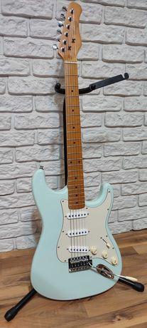 Gitara stratocaster Stagg SES 50M-SNB
