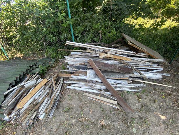 Oddam drewno ze szklarni tylko calosc