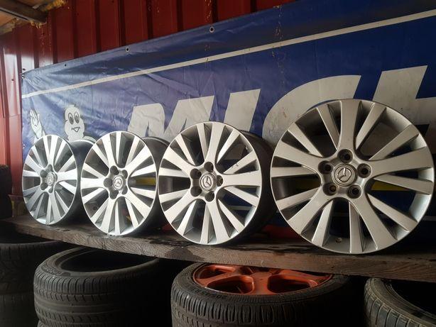 Felgi Aluminiowe Mazda R17 5x114.3 ET60 7J