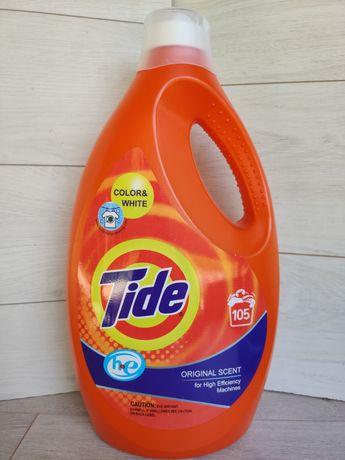 Универсальный гель для стирки Tide 5775мл. Тайд.