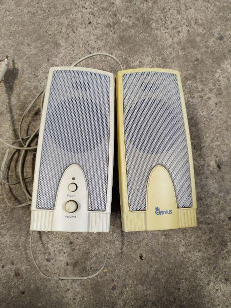 Głośniki Genius komputerowe do komputera