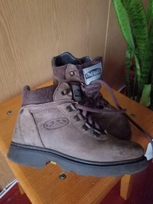 Ботинки кожанные Каменец-Подольский - изображение 1