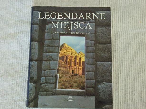 Legendarne Miejsca - książka-album