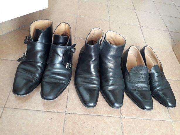 Sapatos da boss em bom estado