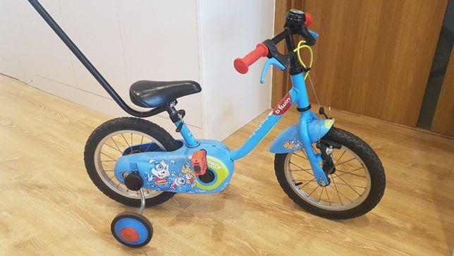 Rowerek dziecięcy BTwin B'Twin 14cali dla dzieci