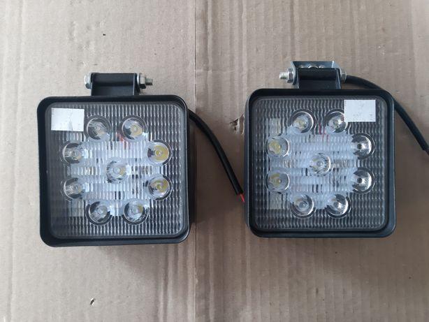 Фонарь 24в LED фонарь заднего хода доп фара