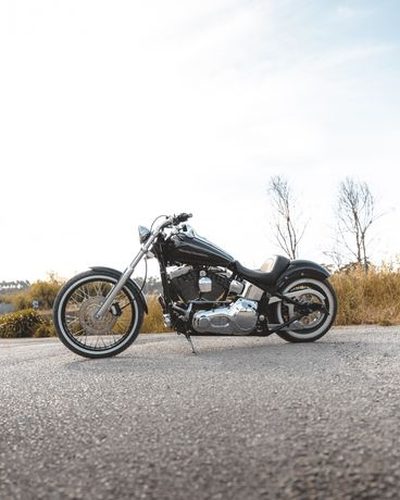 Harley Davidson Softail Deuce FXSTDi