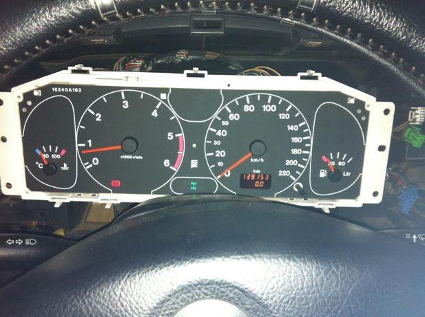 Quadrantes Opel Frontera Ano 1999... Reparações com Garantia