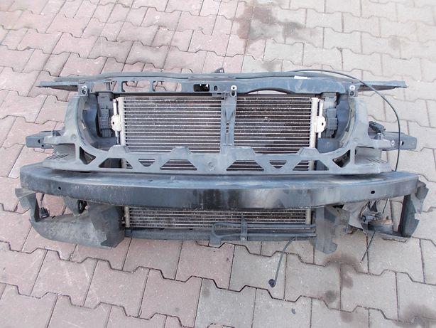 wzmocnienie czołowe pas przedni chłodnice VW PASSAT B5 LIFT 2.5 TDI au