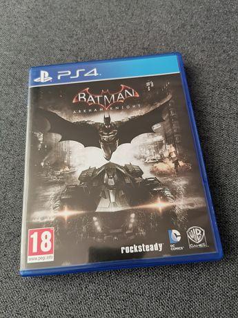 Batman Arkham Knight PS4 PL