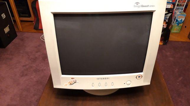 Monitor 17 cali, monitor vintage