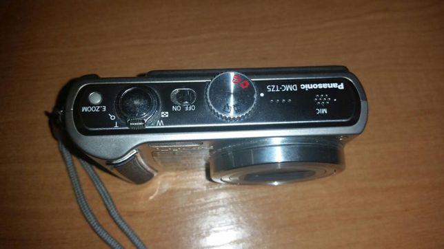 Aparat fotograficzny PANASONIC DMC - TZ5