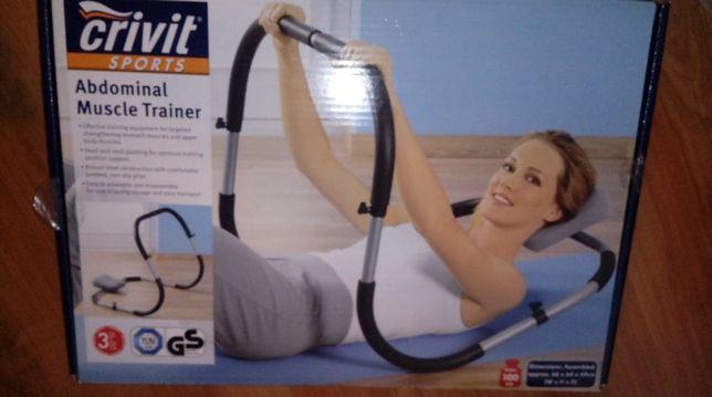 Abdominal Muscle Trainer Crivit - do treningu mięśni brzucha