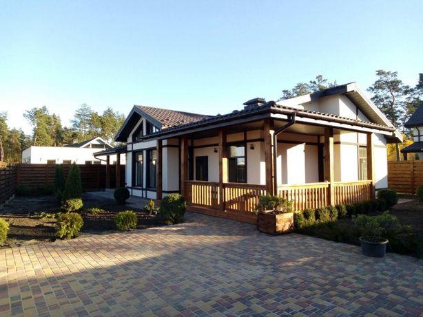 Продам дом в Лесной Буче с тремя терассами