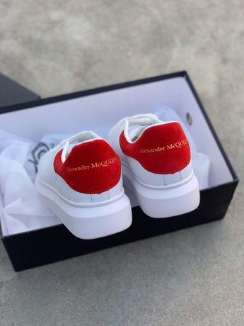 Buty Alexander McQueen 36-40 damskie trampki sneakersy top jakosc