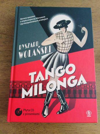 """Książka """"Tango Milonga"""" Ryszard Wolański"""
