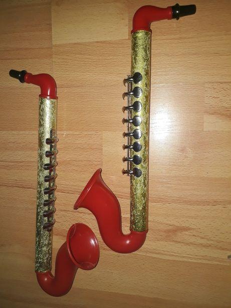 Saksofon Goldon lata 80te- GDR.Nowy