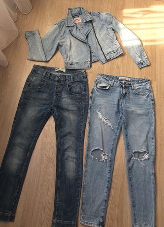 Бойфренды женские джинсы мом р.27 и 28