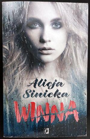 Wersja kieszonkowa - Alicja Sinicka Winna