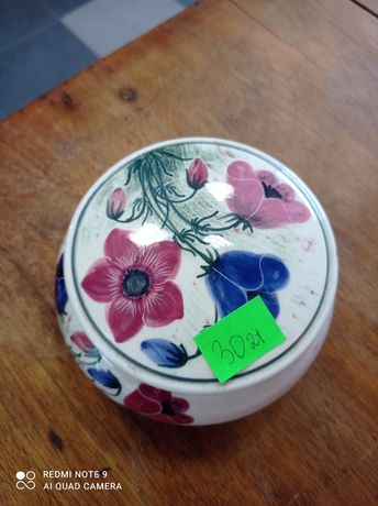 Ręcznie malowane Puzderko
