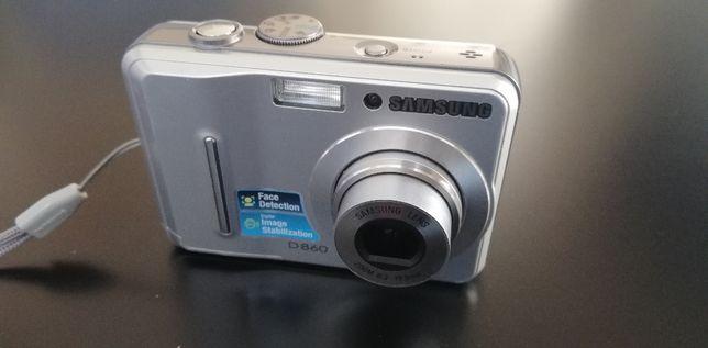Aparat fotograficzny SAMSUNG D860