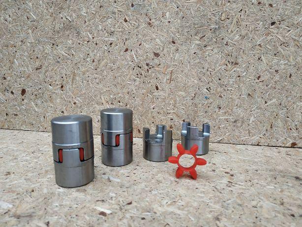 Kompletne sprzęgło kłowe typ: 19 średnica 41mm stalowe