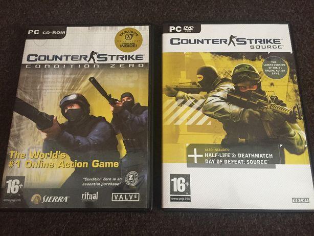 Zestaw gier Counter-Strike na PC