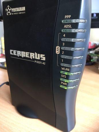 Router Pentagram Cerberus P6331-42, ADSL, ADSL 2 lub ADSL 2+, WiFi