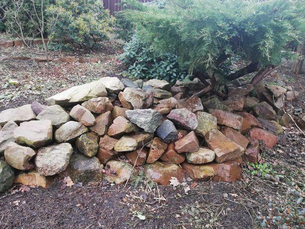 Oddam za darmo kamienie do ogrodu