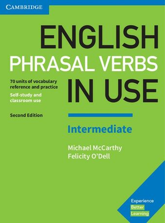 English Phrasal Verbs in Use Second Edition Intermediate with answer