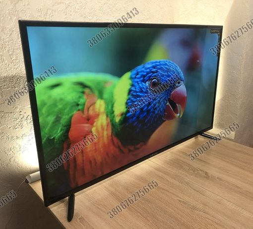 Телевизор Samsung 55 Самсунг Смарт Smart Tv T2 Sony LG 32 40 42 49 50