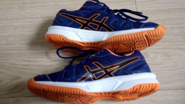 Adidasy, buty sportowe Asics chłopięce lekkie, r.33