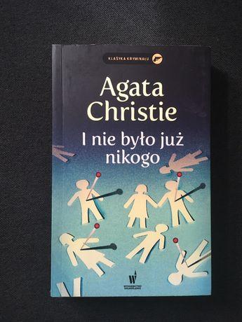 """Sprzedam - Agatha Christie """"i nie było nikogo"""" + """"Kamienie przodków"""""""