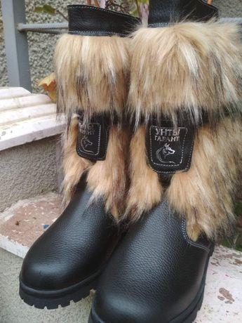 Унты Монгольские, все размеры !Зимняя обувь