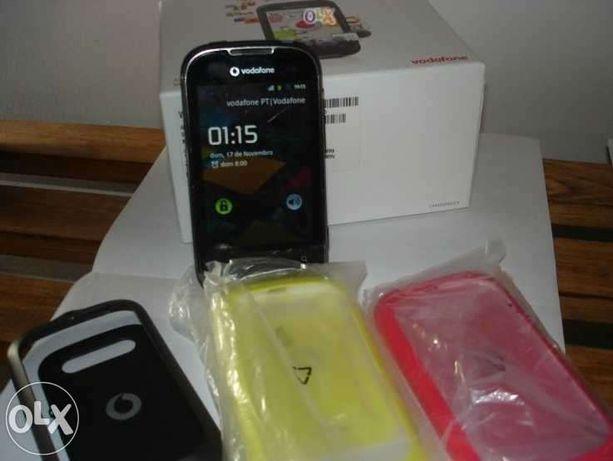 Smartphone / telemóve Smart Glam Vodafone na Caixa mas sem bateria.