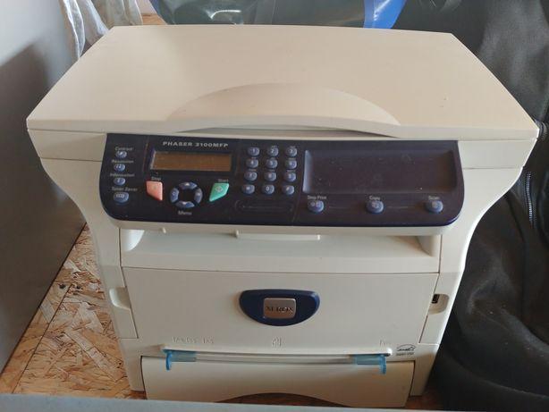 Drukarka skaner urządzenie wielofunkcyjne Xerox Phaser 3100MFP