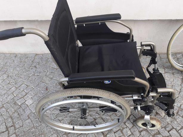 Wózek inwalidzki aluminiowy Vermeiren do 130kg